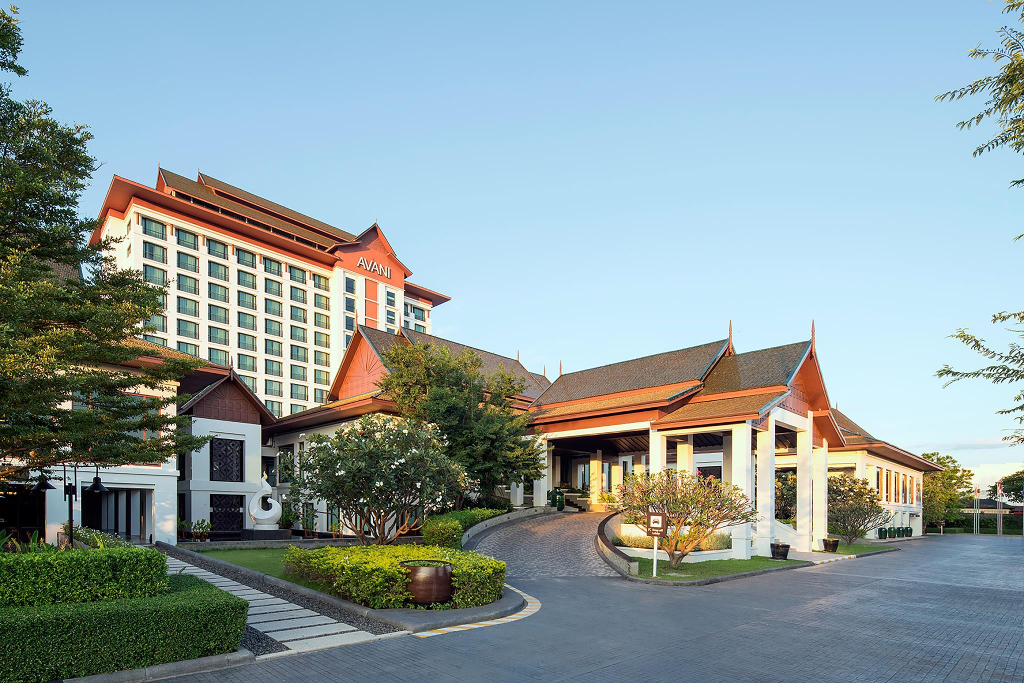 AVANI Khon Kaen Hotel & Convention Centre,โรงแรมเซ็นทารา แอนด์ คอนเวนชั่น เซนเตอร์ ขอนแก่น