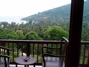 Anugerah Villas Amed Bali - Rõdu/Terrass