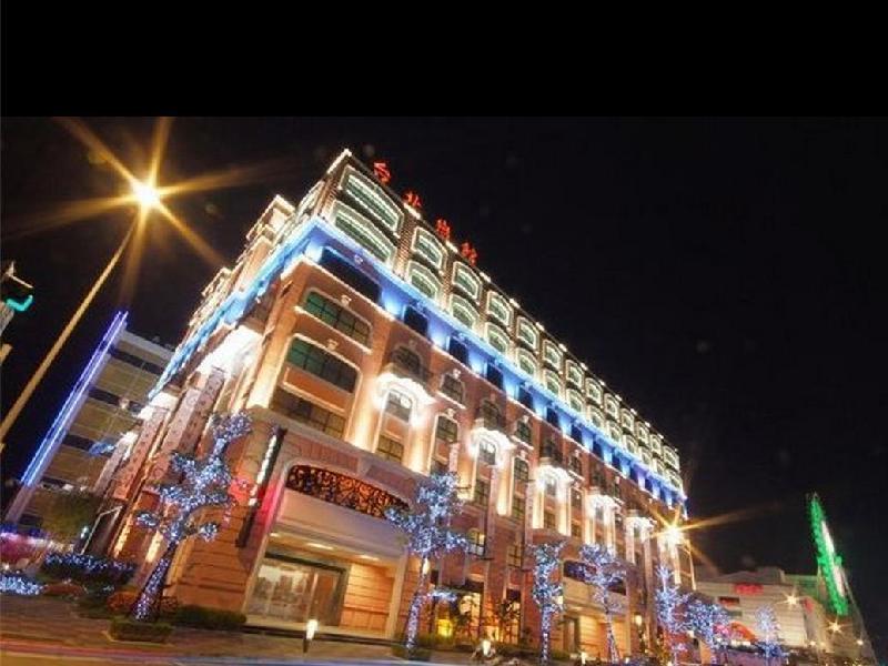 アイシス タイペイ ホテル
