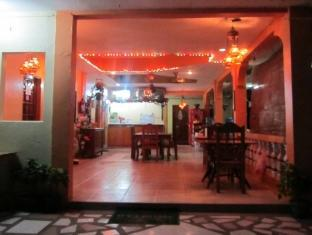 Muro Ami Beach Resort Panglao Island - Dining Entrance at Night