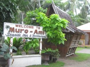 Muro Ami Beach Resort Panglao Island - Entrance