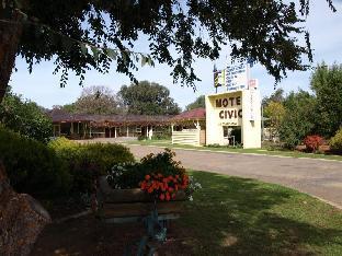 Civic Motor Inn PayPal Hotel Cowra
