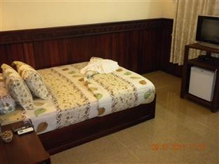 Borey Santepheap II Guesthouse Kep - Bungalow-Double Bed with AC