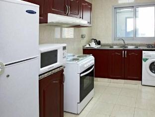 City Stay Hotel Apartment Dubai - Kitchen