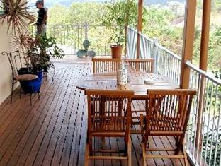Airlie Beach Myaura Bed and Breakfast Уитсандейс - Балкон