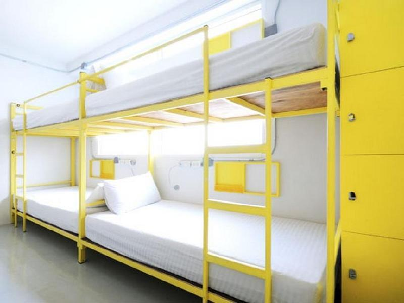 Mixed Dormitory 12 Bunk Bed