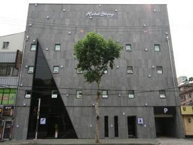 South Korea-호텔 스토리 서울 (Hotel Story Seoul)