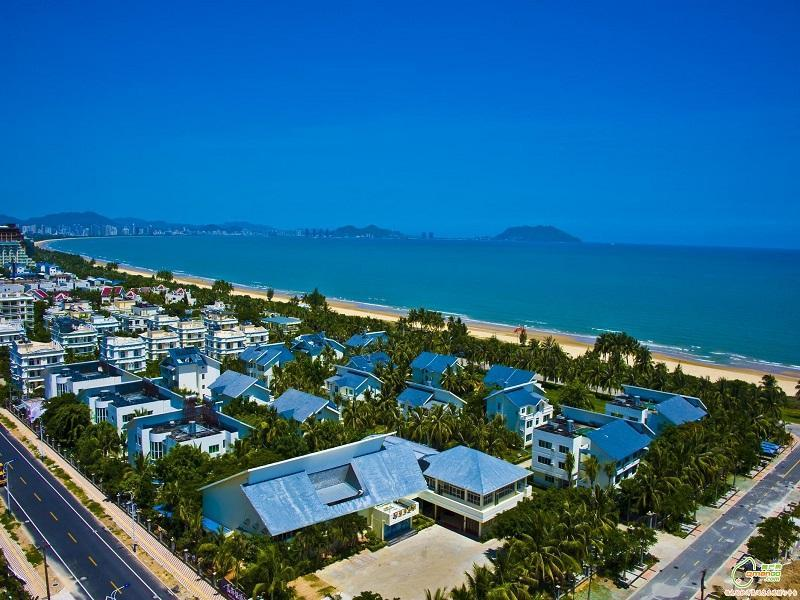 Blue Sea Silver Beach Hotel Sanya