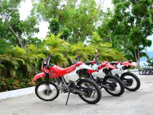 Eden Resort Santander (Cebu) - Motorcycles