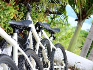 Eden Resort Santander (Cebu) - Mountain biking