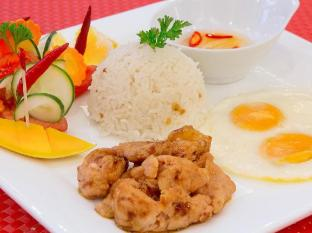 V.I.P. Suite Hotel Manila - Filipino Breakfast