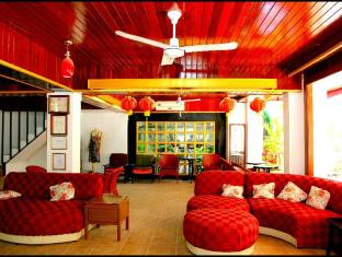 Boomerang Inn Phuket - Empfangshalle