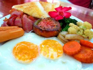 Boomerang Inn Phuket - Café