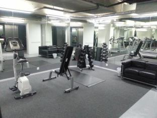 60 West Hotel Hong Kong - Dvorana za fitness