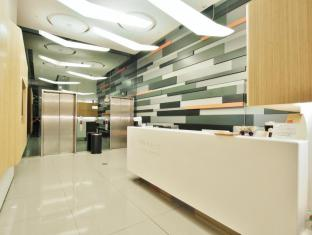 60 West Hotel Hong Kong - Recepcija