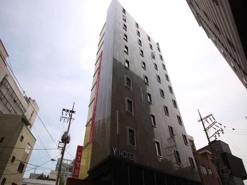 South Korea-신촌 와이 호텔 (Shinchon Y Hotel)