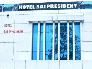 Hotel Sai President, Agra, Indien