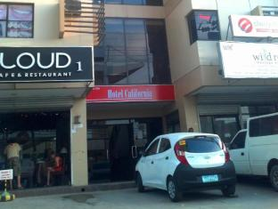 Philippines Hotel Accommodation Cheap | Hotel California Cebu - Hotel Entrance