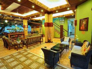 Dao Diamond Hotel and Restaurant Tagbilaran City - Resepsjon