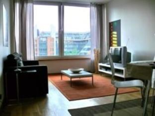 Inn Sight City Apartments Prenzlauer Berg Berlin - Konuk Odası