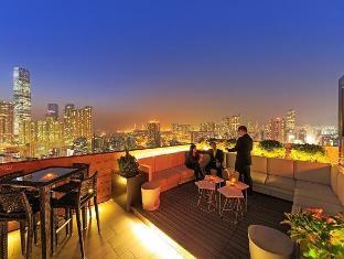 마데라 홍콩 호텔 홍콩 - 팝/라운지
