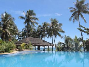 Island View Beachfront Resort Anda - Swimming Pool