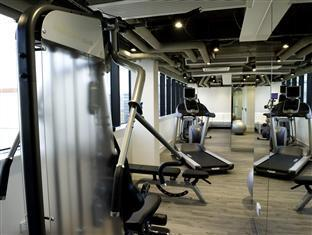 Yi Serviced Apartments Hong Kong - Fitness prostory