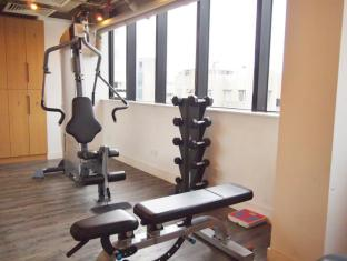 Yi Serviced Apartments Hongkong - Fitnessraum