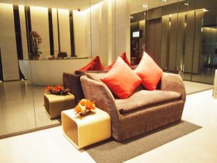 Yi Serviced Apartments Hong Kong - Recepce