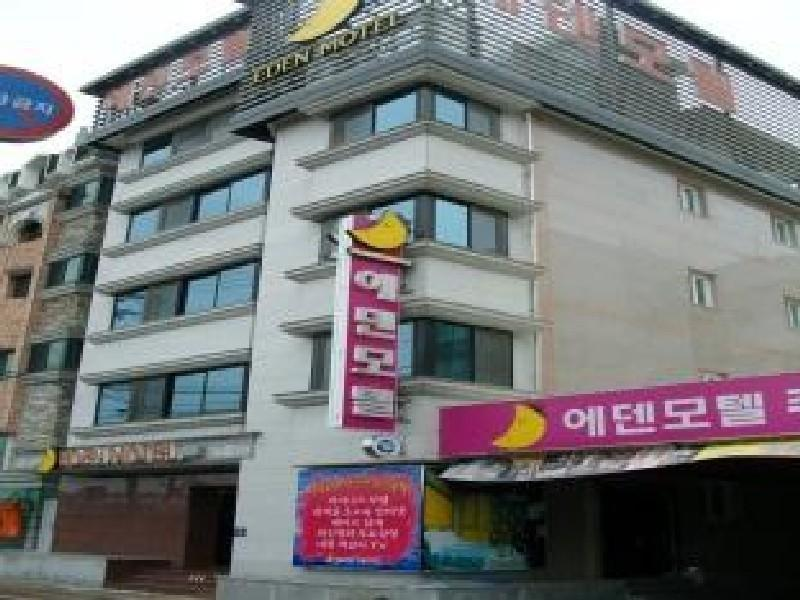 South Korea-굿스테이 에덴 모텔 (Goodstay Eden Motel)
