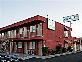 Stay Suites of America Las Vegas North Las Vegas (NV) - Hotel Exterior