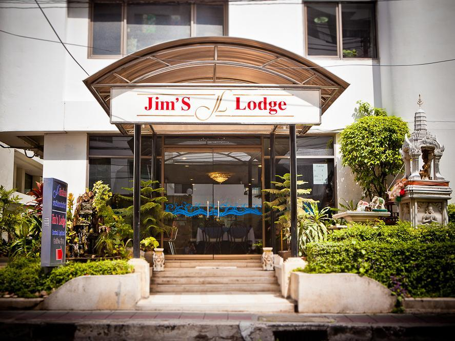 Hotel Murah di Wireless Bangkok - Jim's Lodge