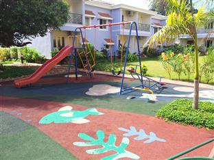Costa Del Sol Holiday Homes South Goa - Children's Play Area & Pool