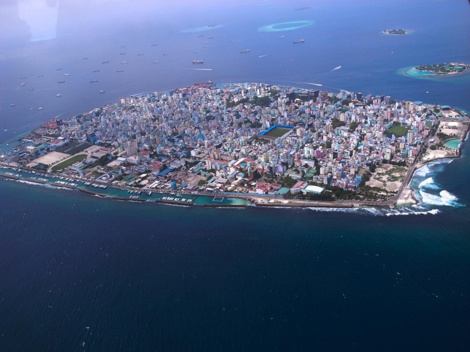 Male City and Airport Hotels | Nearby Attraction