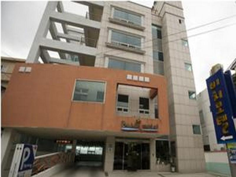 South Korea-굿스테이 비치모텔 (Goodstay Beach Motel)