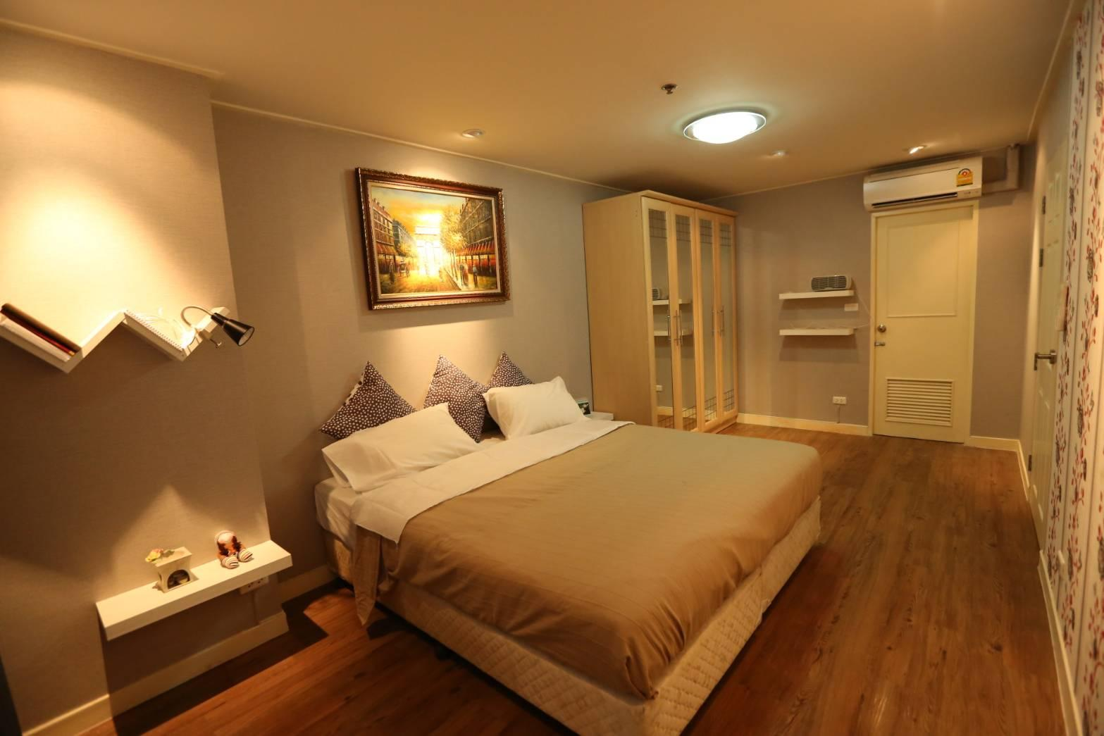Clean Cosy Comfort near Grand Palace & Khaosan