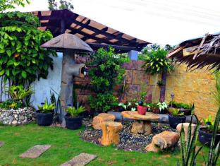 Panglao Bed and Breakfast Panglao Island - Tuin