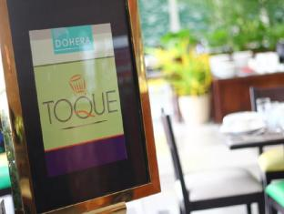 Dohera Hotel Mandaue City - Restaurang