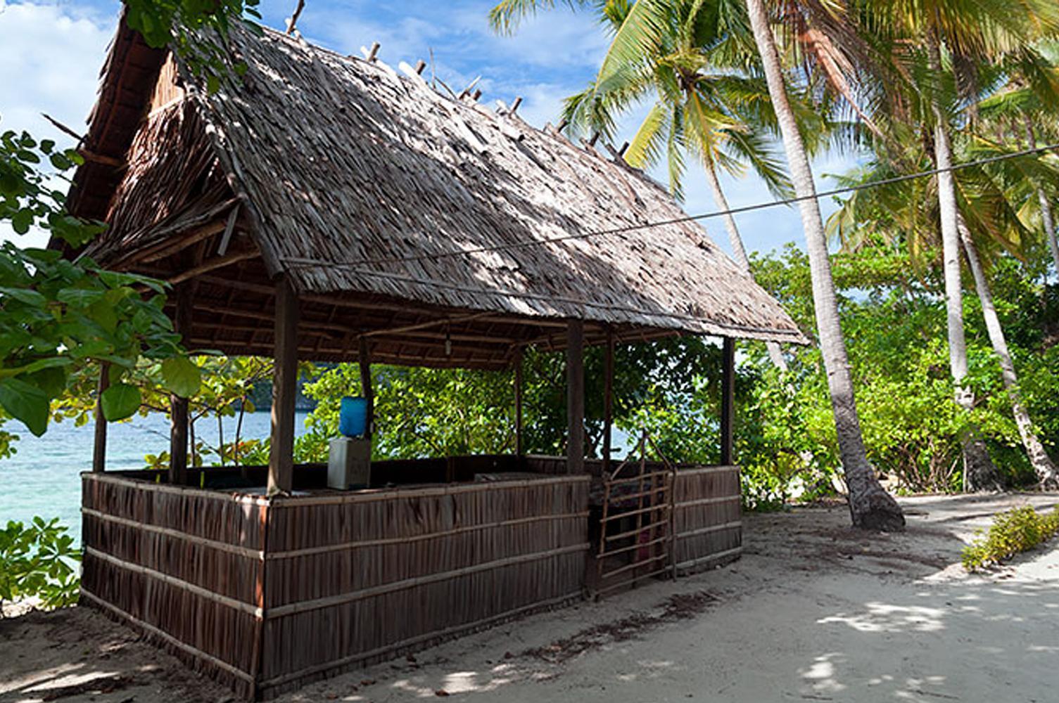Hotel Famangkor Raja Ampat - Friwen Island - Raja Ampat - Raja Ampat