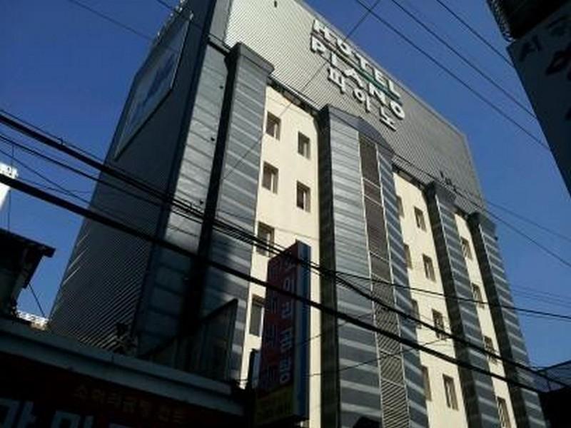 South Korea-피아노 호텔 (Piano Hotel)