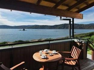 Villa Melina Boutique B&B Wellington - Altan/Terrasse