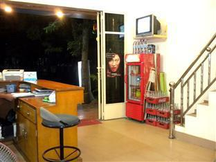 Rithy Heng Guesthouse Phnom Penh - Reception Area