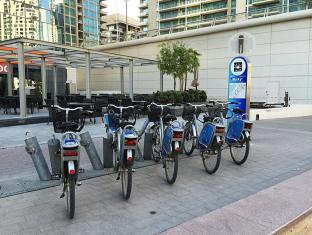 Pearl Marina Hotel Apartment Dubai - Public Bicycles