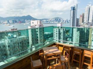 Printemp Hotel Apartment Hong Kong - Vedere