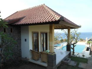 Barong Cafe Bungalow and Restaurant Bali - Balkon/Teras
