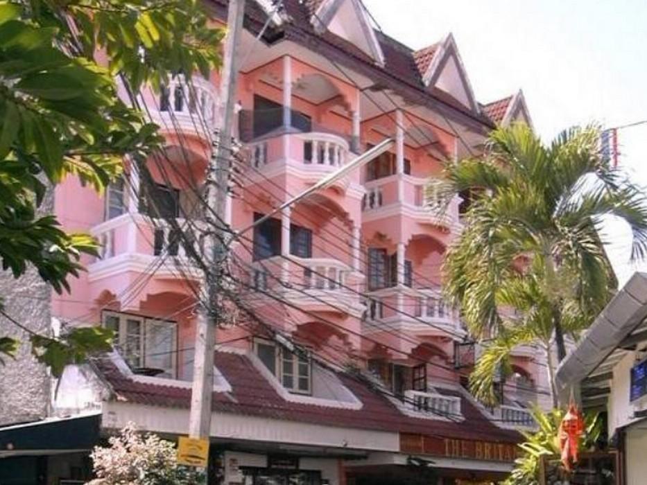 Britannia Guest House Chiang Mai