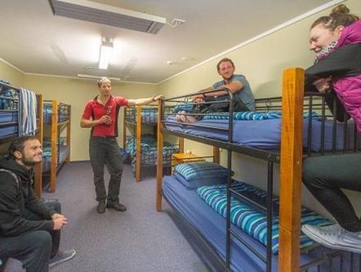 YHA Franz Josef PayPal Hotel Franz Josef Glacier