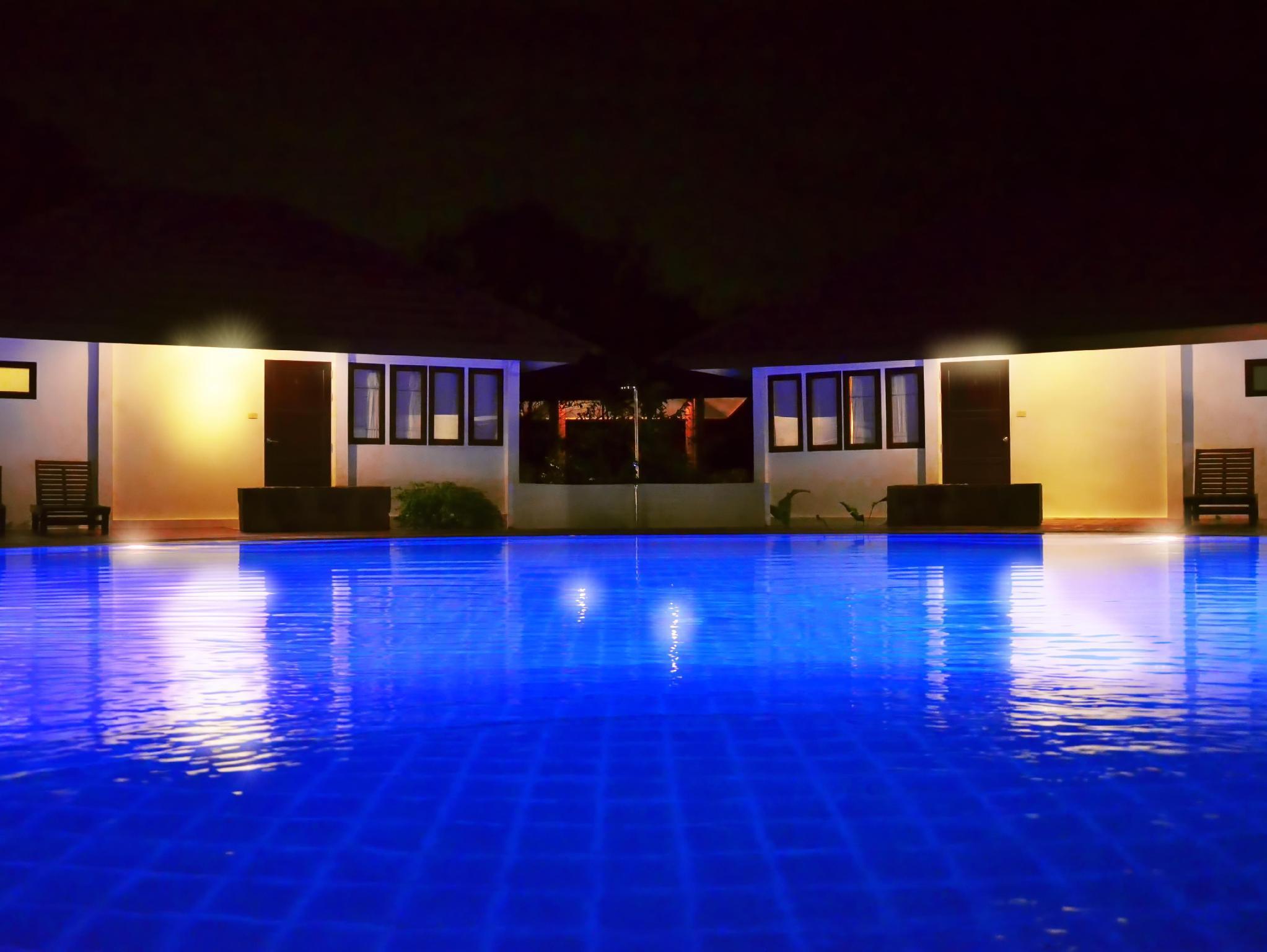 暖塔园酒店,บ้านสวนนวลตา