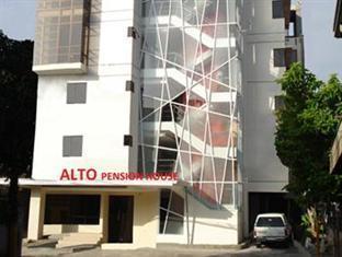 Alto Pension House Cebu - Ngoại cảnhkhách sạn