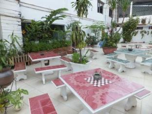 Budchadakham Hotel Vientián - Interior del hotel